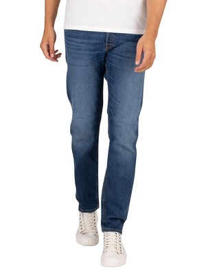Jack & Jones Mike Original 814 Jeans - Blue Denim