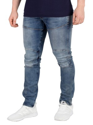 G-Star 5620 3D Skinny Jeans - Medium Aged