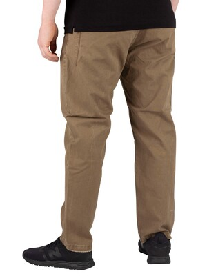 G-Star Bronson Straight Tapered Chinos - Oak