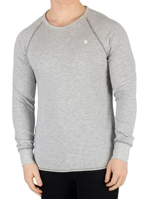 G-Star Jirgi Longsleeved T-Shirt - Grey Heather
