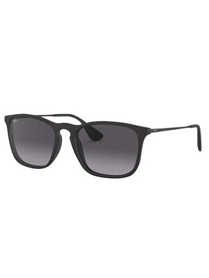 Ray-Ban RB4187 Chris Sunglasses - Black