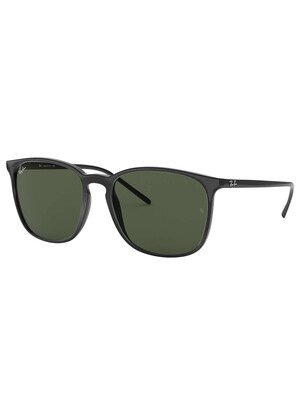 Ray-Ban RB4387 Square Sunglasses - Black
