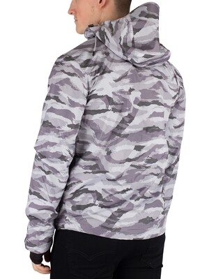 Superdry Arctic Elite Windcheater Jacket - Ice Camo