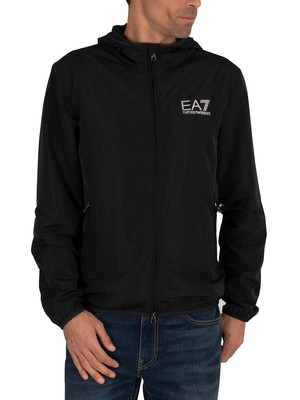 EA7 Bomber Jacket - Black