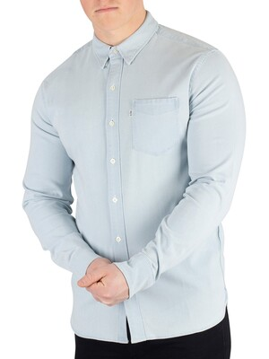 Levi's Sunset Pocket Shirt - Super White Light