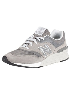 New Balance 997H Suede Trainers - Grey
