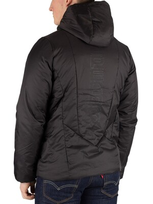 Superdry Casey Padded Jacket - Black