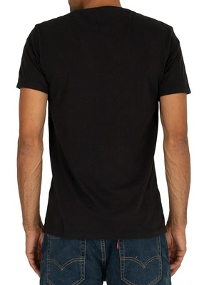 Timberland Dunstan River Slim T-Shirt - Black