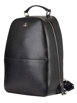 Vivienne Westwood Kent Backpack - Black
