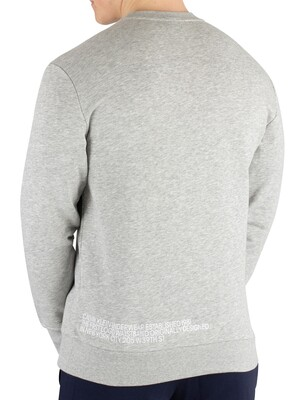Calvin Klein Sweatshirt - Grey Heather