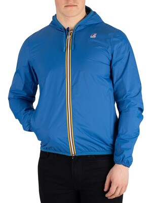 K-Way Jacques Reversible Plus Double Jacket - Blue/Navy