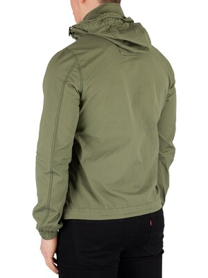 G-Star Xpo Overshirt Jacket - Sage
