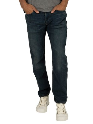 Levi's 502 Regular Taper Jeans - Dark Blue