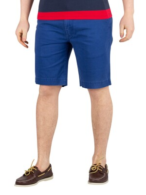 Levi's 502 True Chino Shorts - Spirit Blue Soft