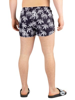 Religion Chill Swimshorts - Navy/White