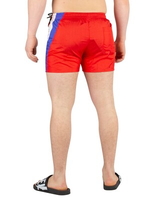 Religion Flash Swimshorts - Red