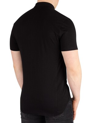 Religion Magnus Shortsleeved Shirt - Black