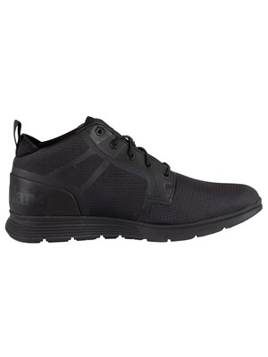 Timberland Killington Oxford Chukka Boots - Blackout Mesh