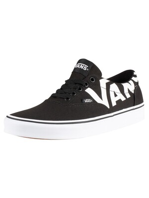 Vans Doheny Big Logo Trainers - Black/White