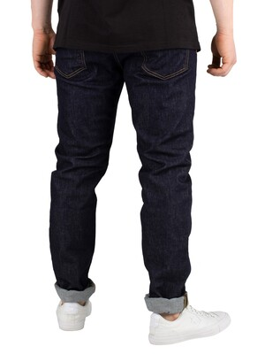 Carhartt WIP Coast Tapered Jeans - Blue Rinsed