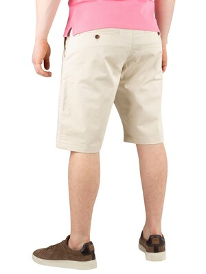 Gant Relaxed Twill Chino Shorts - Putty