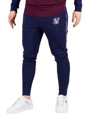 Sik Silk Zonal Joggers - Navy