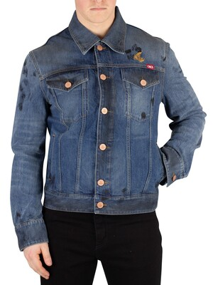 Vivienne Westwood New Aged Jacket - Blue