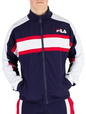 Fila Carter Colour Block Track Jacket - Peacoat