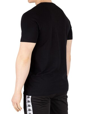 Kappa Authentic Estessi T-Shirt - Black