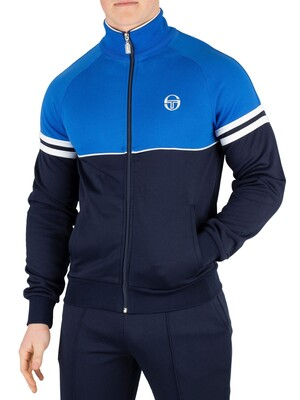 Sergio Tacchini Orion Track Top - Royal/Navy