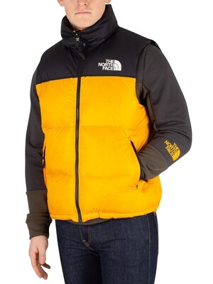 The North Face 1996 Retro Nimbus Gilet - Zinnia Orange