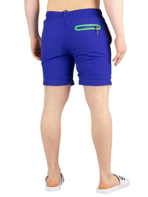 Superdry Water Polo Swimshorts - Racer Cobalt