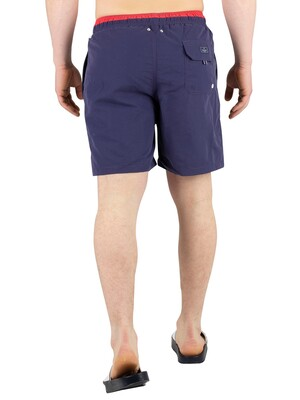 Hackett London Volley Swimshorts - Atlantic