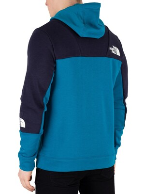 The North Face Pullover Hoodie - Crystal Teal