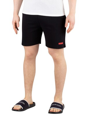 Calvin Klein Terry Sweat Shorts - Black