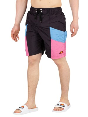 Ellesse Padre Board Swim Shorts - Black