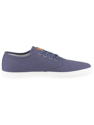 Timberland Union Wharf Oxford Trainers - Dark Blue