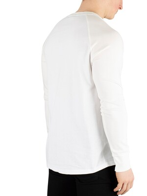 G-Star Ore Raglan Longsleeved T-Shirt - White