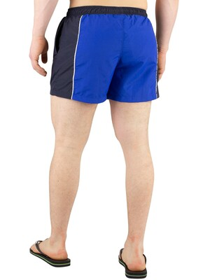 Sergio Tacchini Cyprus Swim Shorts - Royal/Navy