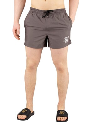 Sik Silk Standard Swim Shorts - Grey