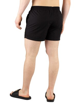 Sik Silk Standard Swim Shorts - Black