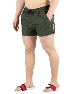 Tommy Hilfiger Runner Swim Shorts - Duffel Bag