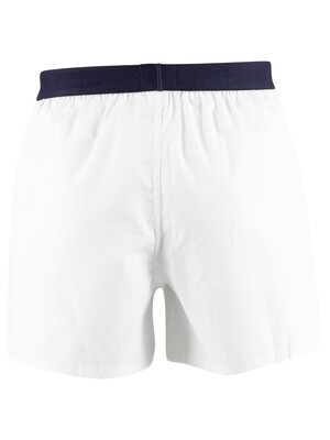 Tommy Hilfiger Original Woven Trunks - White