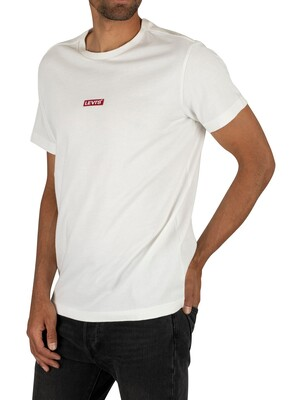 Levi's Relaxed Baby Tab T-Shirt - White
