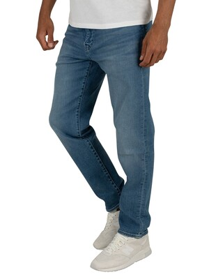 Levi's 502 Taper Jeans - Cedar Light Midtone