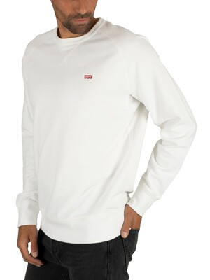 Levi's Original Sweatshirt - White