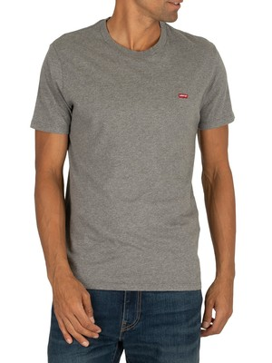 Levi's Original T-Shirt - Charcoal Heather