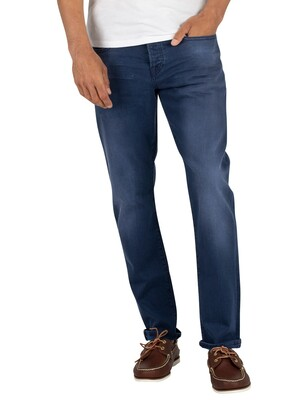 Scotch & Soda Ralston Slim Jeans - Concrete Blues