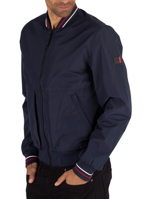 Superdry Compton Bomber Jacket - Navy
