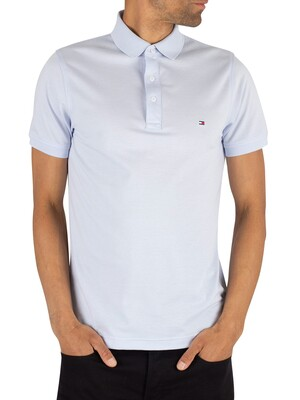 Tommy Hilfiger Slim Fit Poloshirt - Heather